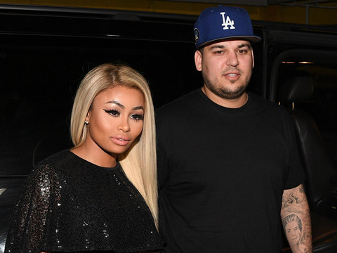Blac Chyna Is Pregnant, Expecting First Child with Rob Kardashian -- See Tyga's Reaction!