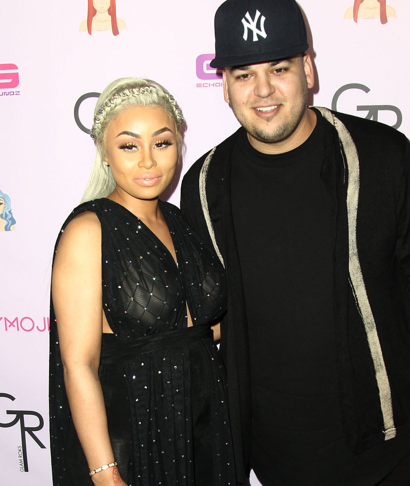Rob Kardashian & Blac Chyna Get Their Own Reality TV Show