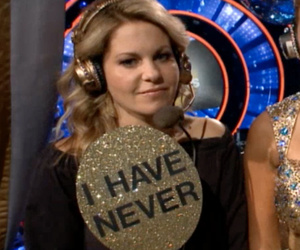 "VIDEO: Candace Cameron & Jodie Sweetin Play ""Full House"" Version of Never Have I Ever"