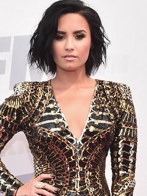 Kris Jenner, 60, Wears the Same Balmain Mini as 23-year-old Demi Lovato!