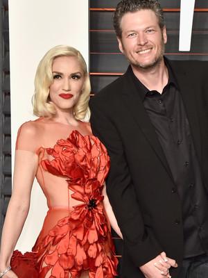 "Gwen Stefani Admits She Was ""Scared"" to Listen to Her Duet With Boyfriend Blake Shelton"