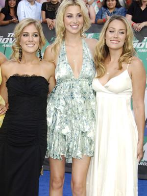 """The Hills"" Cast Reveals Big Bombshells -- Lauren Conrad Threw a Fit at Heidi's Wedding & Kristin Cavallari DIDN'T Do Drugs!"