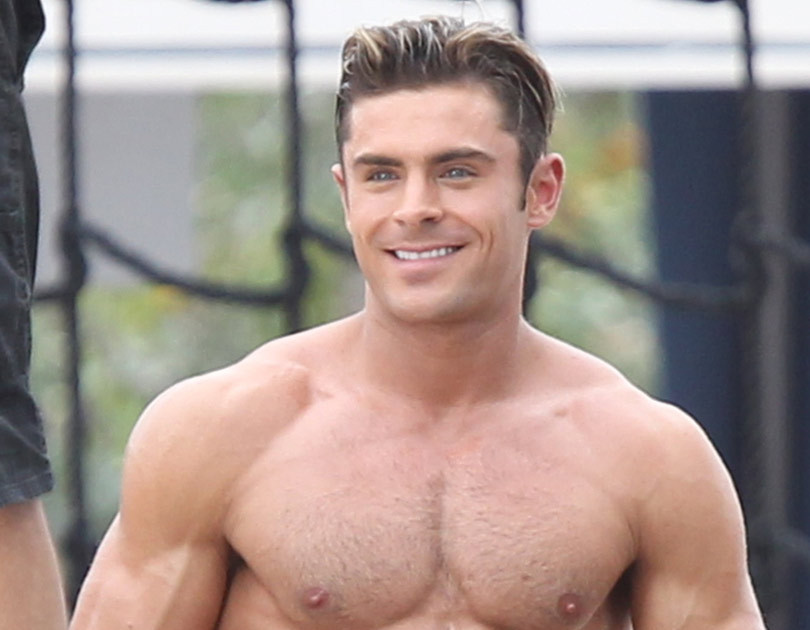 "Zac Efron Reveals If He'd Go Full Frontal For A Movie: ""I ..."