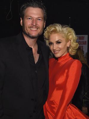 """Blake Shelton Says Nobody Saw Relationship With Gwen Stefani Coming: """"Gwen Saved My Life"""""""