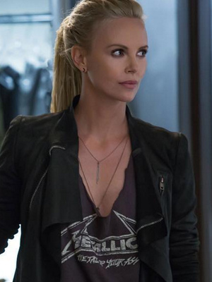 """See First Photo of Charlize Theron In """"Fast 8"""" -- As She Plays the Group's """"Biggest Threat Yet"""""""