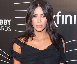 Kim Kardashian Takes a Pregnancy Test on Snapchat -- Is She Expecting Again?!