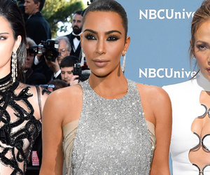 Kim Kardashian Stuns in Sparkles at Cannes -- See This Week's Best & Worst Dressed Stars!