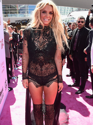 WOW! Britney Spears Wears Most Revealing Outfit Imaginable to the Billboard Music Awards