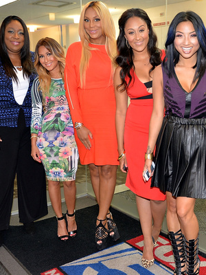 "Loni Love Speaks Out on Tamar Braxton's Firing from ""The Real"": We Had Nothing to Do With…"