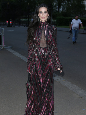 Demi Moore's Vogue Style -- Fab or Drab?