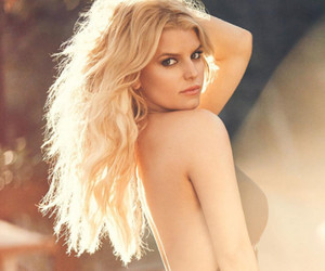 Jessica Simpson Puts Her Booty on Display In a Sexy Swimsuit From Her Line