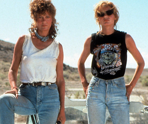 """Thelma & Louise"" Turns 25 -- See How All the Stars Have Aged!"