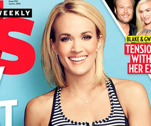 Carrie Underwood Flaunts Fit Physique, Reveals How She Maintains Her Hot Bod!