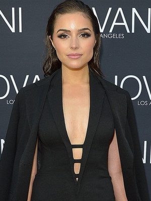Olivia Culpo Rocks Sexy Jumpsuit on the Red Carpet -- Is The Look Fab or Drab?