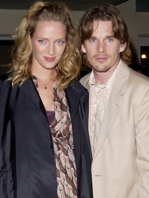 Wow, See Uma Thurman & Ethan Hawke's 17-Year-Old Daughter on Rare Solo Night Out