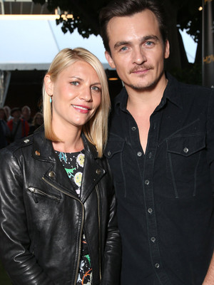 "Claire Danes, Rupert Friend & More Stars Attend the ""Homeland"" Emmy Event"