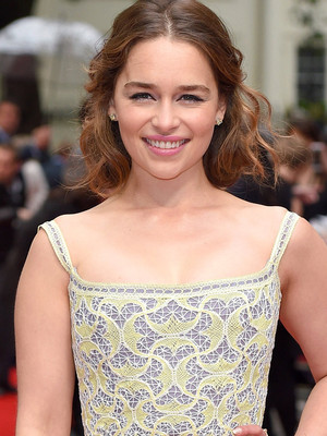 "Emilia Clarke Attends ""Me Before You"" Premiere -- Is Her Look Fab or Drab?"