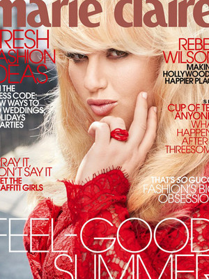 "Rebel Wilson Talks Relationships: ""I Don't Want to Settle for Someone If They're Not…"