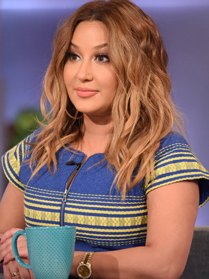 Adrienne Bailon Reveals Why She Was Cheated on By an Ex Who Sounds a Lot Like Rob…
