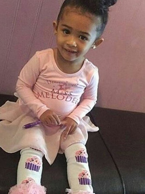 Chris Brown Shares Adorable Photo of Daughter Royalty on Her 2nd Birthday!