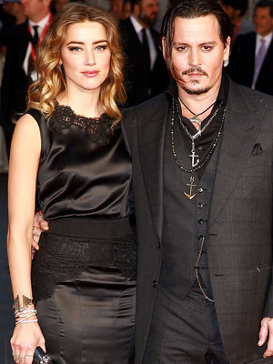 Amber Heard Granted Restraining Order Against Johnny Depp, Claims Domestic Violence