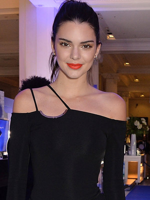 Kendall Jenner Attends Estee Edit Launch -- Is Her Look Fab or Drab?