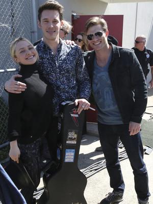 """Nashville"" Star Chris Carmack Cheered Over Divisive Finale Cliffhanger -- ""We Don't Feel…"