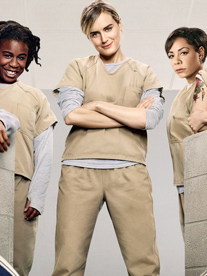 """Orange Is the New Black"" Stars Tease ""Scary"" New Season, Shockers & Love Connections!"