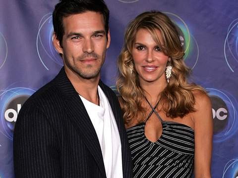 Eddie Cibrian & Brandi Glanville's Son Turns 13 -- He's the Perfect Mix of His Famous Parents!