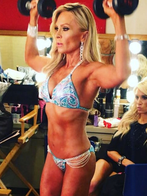Tamra Judge Shows Off Her RIPPED Physique at Muscle Mania Fitness Competition
