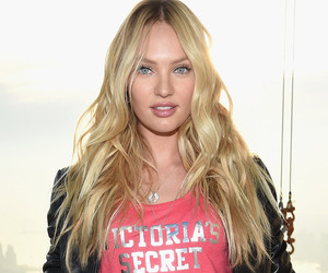 Candice Swanepoel Shows Off Bare Baby Bump In Ethereal Photo Shoot