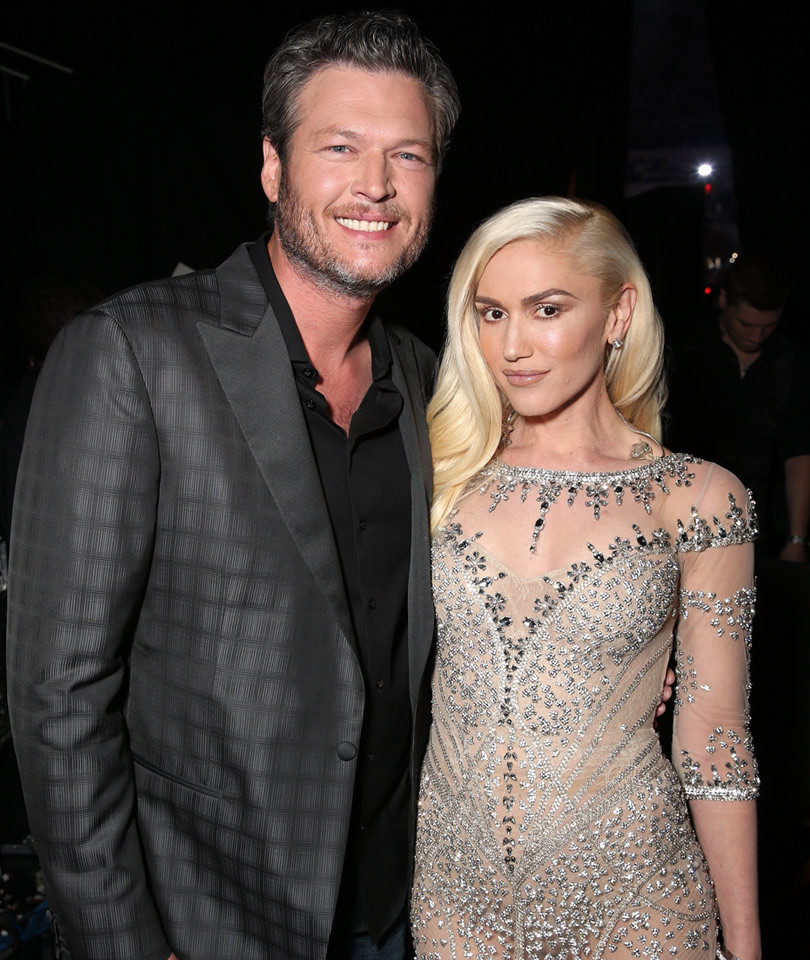 "Gwen Stefani Says She's ""Absolutely Not"" Engaged to Blake Shelton, Says Gossip ""Makes Me Laugh"""