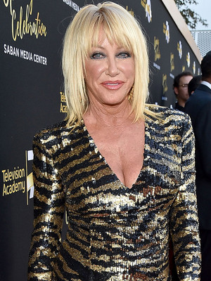Suzanne Somers Sports Same Tiger Mini as Mariah and Beyonce -- Who Wore It Better?!