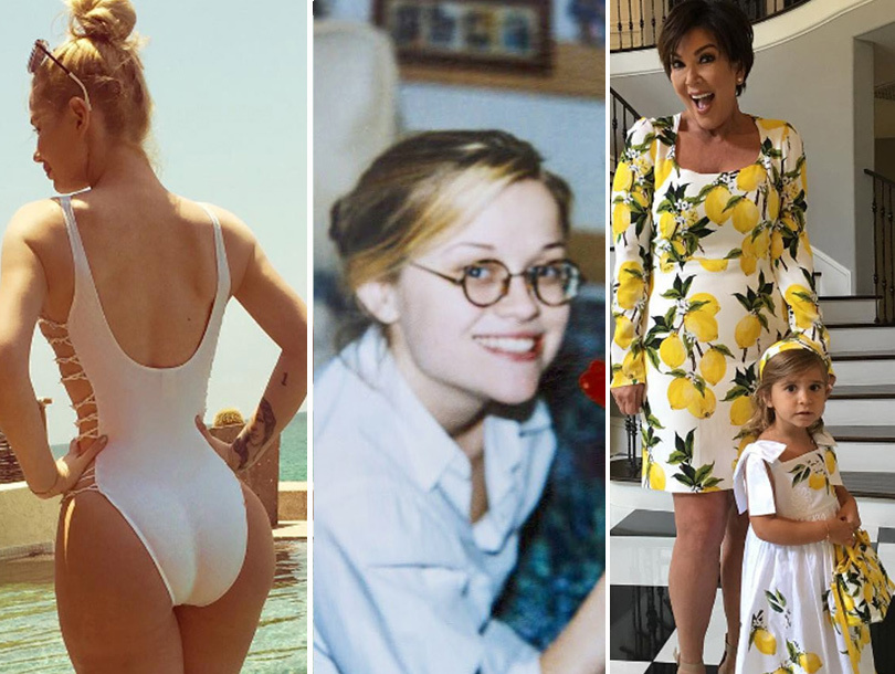 Iggy Azalea, Reese Witherspoon, Kris Jenner & More -- See ...