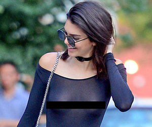 Kendall Explains Why She's All About #FreeingTheNipple