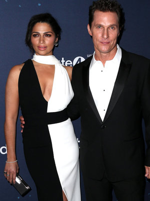 McConaughey Admits He Had a Huge Crush on Which Costar?