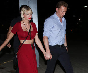 Bring on the PDA! Taylor Swift & Tom Hiddleston's Date Night