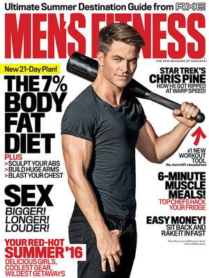 HOT! Chris Pine's Bulging Biceps Steal the Spotlight