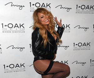 Mariah Carey's Red Carpet Lingerie -- Fab or Drab?