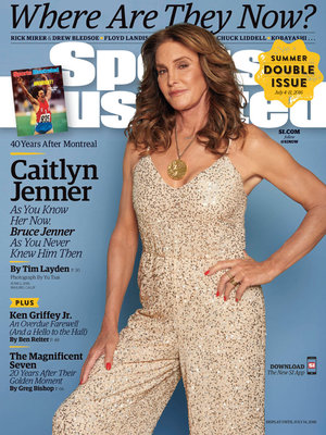 Caitlyn Jenner Covers Sports Illustrated, Talks Bruce's Bod