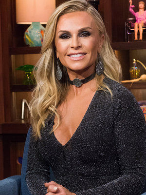 """Unrecognizable"" Tamra Judge Slams Plastic Surgery Talk"