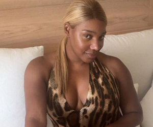 NeNe Leakes Goes Without Makeup After Admitting to Getting a Nose Job