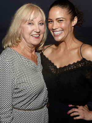 Paula Patton and Her Mom Attend Haute Living Cover Party & More Hot Hollywood Photos