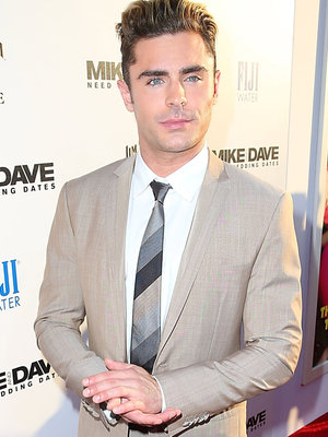 "Zac Efron, Adam Devine & More Stars Attend ""Mike And Dave Need Wedding Dates""…"