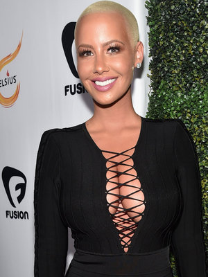 Amber Rose Just Won FBF With Her Amazing Elementary School Photo!
