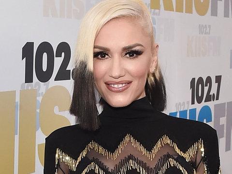 "Gwen Stefani ""Almost Got"" Jolie's ""Mr. & Mrs. Smith"" Role"
