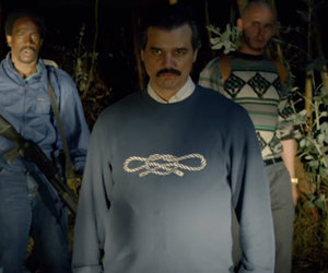 "The Hunt Is On for Pablo Escobar In ""Narcos"" Season 2 Trailer"