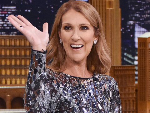 "Celine Dion Nails Musical Impressions of Rihanna, Sia & Michael Jackson on ""The Tonight Show"""