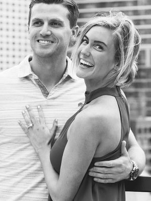 """Bachelor"" Chris Soules' Ex-Fiancee Is Engaged"