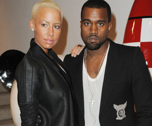 "Amber Rose Defends Kanye West in Swift Feud -- Then Tells Him to ""Stay the F--k Out of the News"""